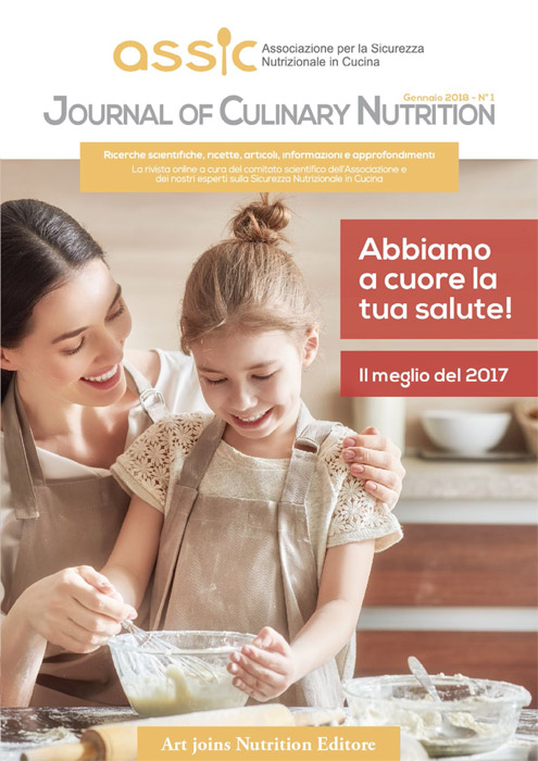 Journal of Culinary Nutrition