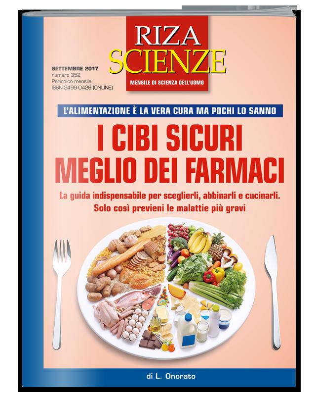 Riza Scienze n.352 - Settembre 2017