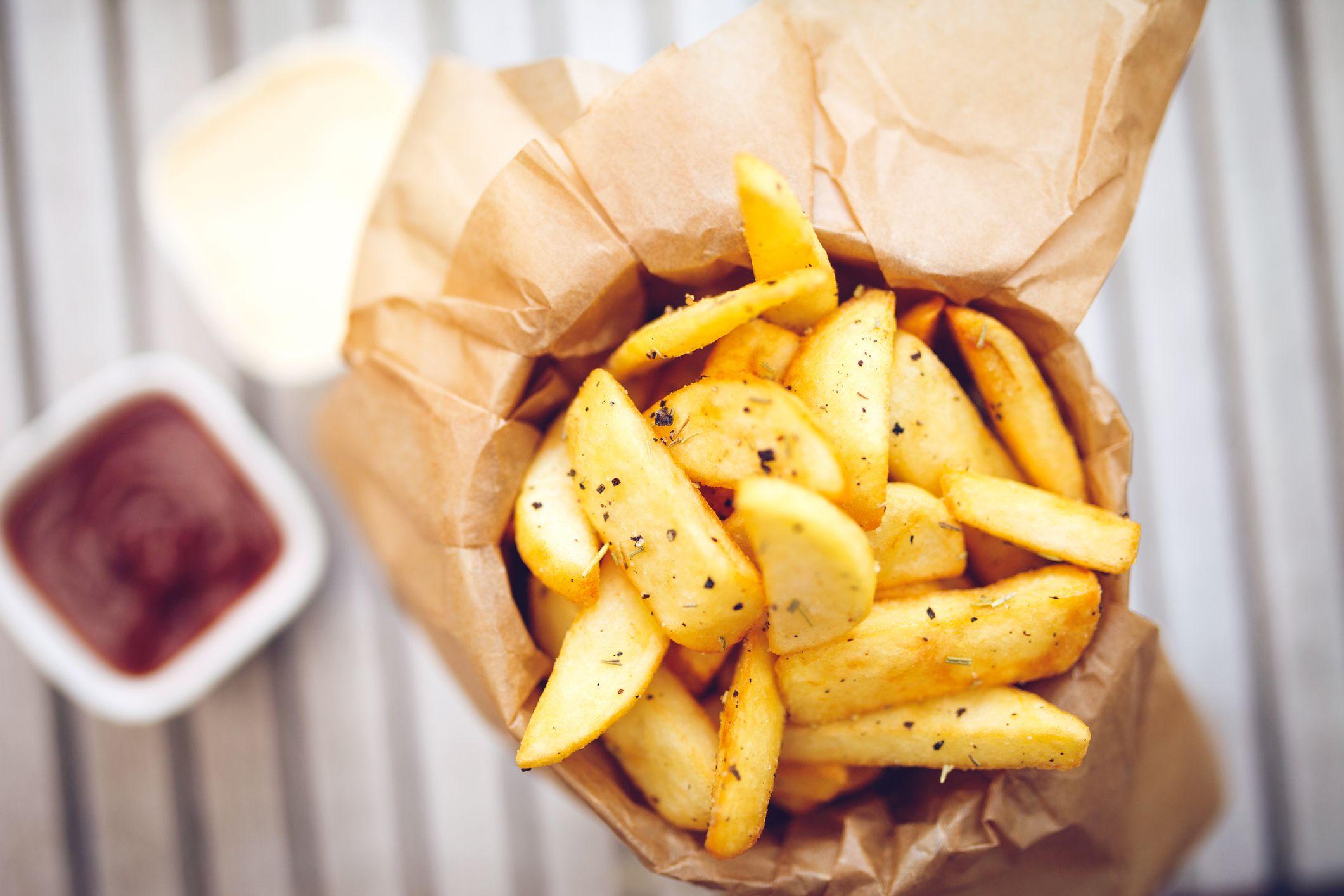 La frittura meglio di un'insalatona, tutti i segreti della cottura migliore