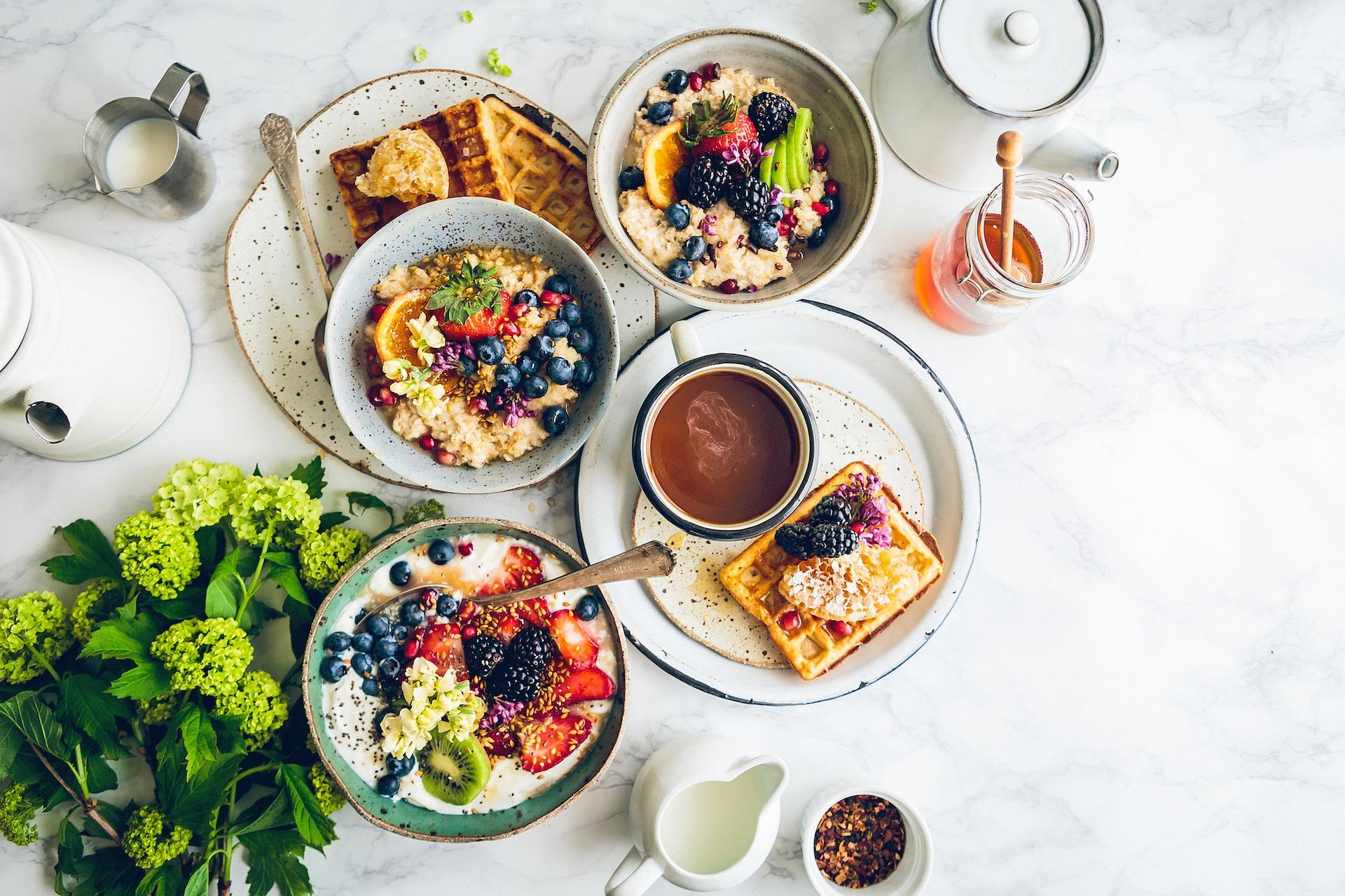Dolce o salata purché si faccia, tutti i segreti di una colazione perfetta