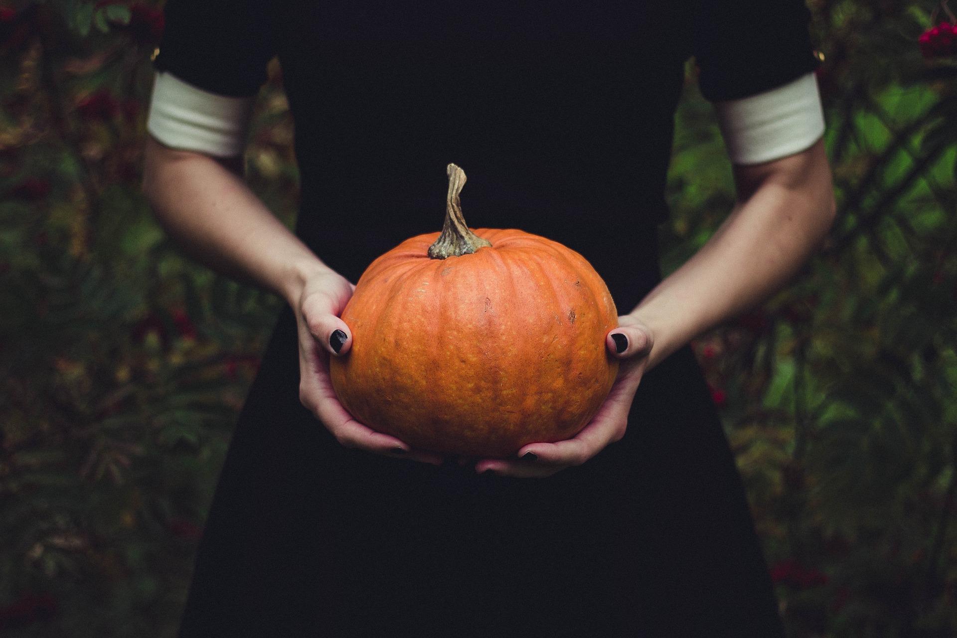 Halloween tra dolcetto, scherzetto e una vellutata di zucca che fa bene alla linea e alla pelle