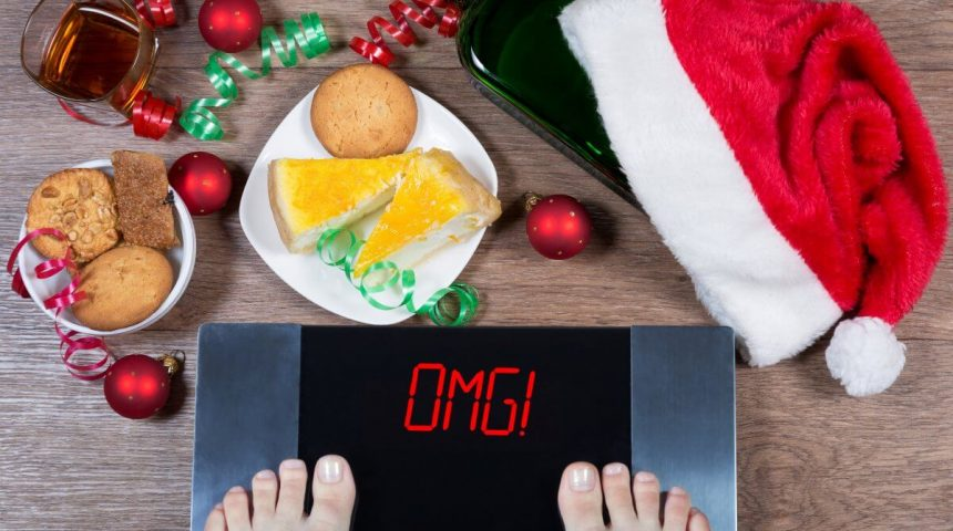 Mesi di dieta ed ecco il Natale, come non rovinare tutto per le feste